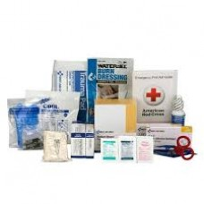 AUC - 90788 First Aid Only, (25) Person Vehicle , ANSI A+ Requirements Compliant First Aid Kit Refill, 114 Assorted Pieces, Treats 25+ People.  - $29.76 each.