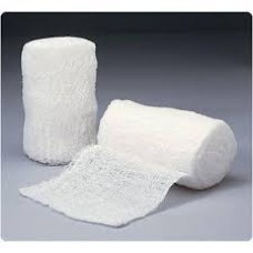 "AUC - J - 224 First Aid Only,  3"" X 4 Yd. Conforming Gauze Roll, 10 Per Box, Cotton & Polymer Yarn Material, Latex-Free, Soft, Flexible, & Absorbent.  - $9.76/Box."