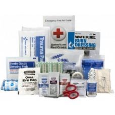 AUC - 90754 First Aid Only 10 Person, Bulk , ANSi & OSHA Approved 71 Piece First Aid Kit in Waterproof  Plastic Storage Case,  $15.76 - Each