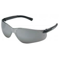 CRS - BK 112AF  Crews Strong, Lightweight, Gray Single Lens, Rugged Polycarbonate, Duramass Scratch-Resistant Bearkat  Safety Glasses with Non-Slip Soft Temple & Integral Side Shields for Unobstructed View, $33.12 - per dozen