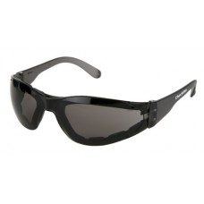 CRS - CL - 312 AF Checklite Grey Non-Absorbant Foam, Safety Glasses, Anti-Fog, Super Lightweight, Strong, Reliable, Foamed Lined Inner Lens,  Meets High-Impact Standards,  -$35.52/dozen.