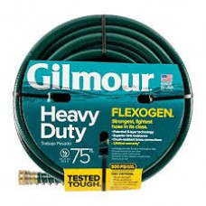"GIL - 864751-1001 Gilmour 5/8"" Flexogen Heavy Duty Water Hose, 75 foot length, Flexible & Durable, Strongest & Lightest in its Class,  Patented 8 layer Technology, Kink Resistant, 500 PSI. - $29.76 each."