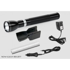 MAG - RL1019 Mag Charger, Maglite LED Professional Flashlight Rechargeable System, Comes w/ Flashlight, Battery Stick, & Chargers, Up to 643 Lumens, Multi-Mode Flashlight.  - $ 97.76 each.
