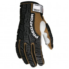 MEM - PD-2903 Memphis Predator Multi-Task Glove,  D30 Impact & Vibration Reducing Palm Padding, 2 Way Spandex Fabric Back, Tire Tread TPR on Back of Hand, Reinforced Thumb Crotch, Hook & Loop Closure, Breathable,  $ 26.76 - Per Pair