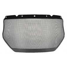 MSA-10116557 Lightweight Durable Steel Gray Nylon Mesh Face Shield Providing Maximum Ventilation in Humid Working Conditions, $12.76 - Each