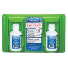 PACKIT - 24 - 102 OSHA Compliant Wall Mountable Eyewash Station Containing Sterile Isotonic Solution for Flushing or Irrigating Eyes Creating Direct Fluid Stream,  $27.76 - Each