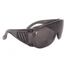 RAD - 360 - C  Radians Visitors OTG Safety Eyewear with Reinforced Sideshield for High Impact Lateral Protection,  - $12.60/Dozen.