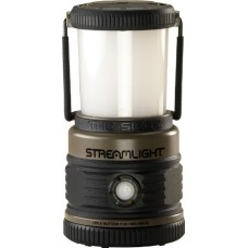 SL - 44931 StreamLight  Siege Coyote LED Alkaline Lantern, Polycarbonate, Up to 540 Lumens, 3 Levels of Lighting, Floats, Waterproof with Ergonomic Handle & Removable Glare Reducing Cover, - $34.76 each.