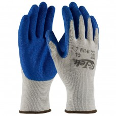 "PIP - 39 - 1310 Protective Industrial Products Latex ""Crinkle"" Coated,  G-Tek Glove with Seamless Cotton/Polyester Knit Shell &  Ergonomic Shaped Curved Finger Pattern,  $18.76 - Per Dozen"